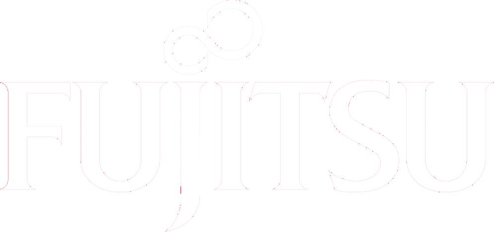 fujitsu white